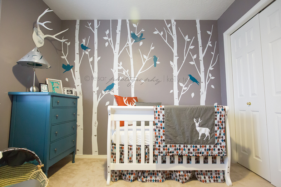 Nursery Feature A Modern Hunter 187 Tesar Photography